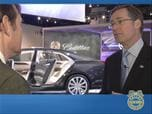 Cadillac Interview 2010 Chicago Auto Show