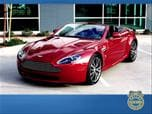 2010 Aston Martin V8 Vantage Video Review Photo