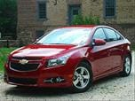 Chevrolet Cruze Overview