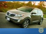 2011 Kia Sportage Video Review
