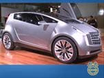 Cadillac Urban Luxury Concept - Los Angeles Auto Show