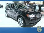 2011 BMW X3 - Los Angeles Auto Show