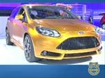 2012 Ford Focus ST and Electric- Los Angeles Auto
