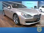 2012 BMW 6 Series Convertible - 2011 NAIAS Photo