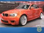 2012 BMW 1 Series M Coupe - 2011 Detroit Auto Show Photo