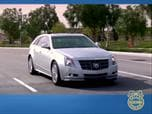 2011 Cadillac CTS Sport Wagon Review Photo