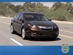 2013-2014 Acura TL Review Photo