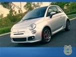 Fiat 500 Review Photo