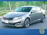 2011-2013 Kia Optima Review