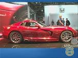 2013 SRT Viper - 2012 New York Auto Show