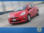 Toyota Prius C - Review and Road Test Photo