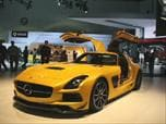 2014 Mercedes-Benz SLS AMG Black Series - LA Show