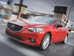 2014-2015 Mazda6 Review Photo