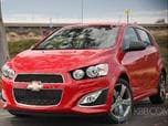 Chevy Sonic - Review and Road Test Photo