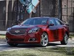 2013-2015 Chevy Malibu Review Photo