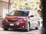 2014 Toyota Sienna Video
