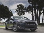 2014-2016 Kia Cadenza - Review and Road Test Photo