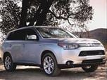 Mitsubishi Outlander - Review and Road Test Photo