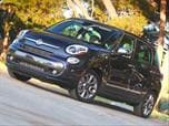 Fiat 500L - Review and Road Test Photo