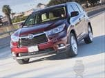 Toyota Highlander Review Photo
