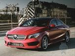 Mercedes-Benz CLA-Class - Review and Road Test Photo