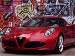 Alfa Romeo 4C - Quick Take