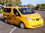 Nissan NV200 Taxi Overview