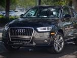 Audi Q3 Review Photo