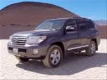 2013-2015 Toyota Land Cruiser - Review and Road Test Photo
