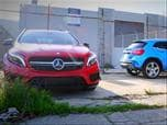 Mercedes-Benz GLA - Review and Road Test Photo
