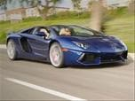 Lamborghini Aventador Roadster - Review and Road Test Photo
