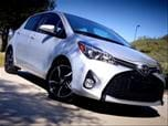 2015 Toyota Yaris Video