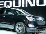 2016 Chevy Equinox - 2015 Chicago Auto Show