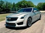 2016 Cadillac CTS-V First Look Photo