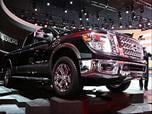 2016 Nissan Titan XD - 2015 Detroit Auto Show Photo