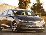 Chevy Volt Review Photo