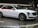 2016 Cadillac CT6 - 2015 NY Auto Show Photo