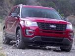 Ford Explorer - Review and Road Test Photo