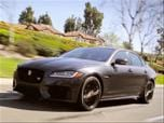 2016 Jaguar XF - Review and Road Test Photo
