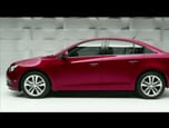 Chevy Cruze Introduction Photo