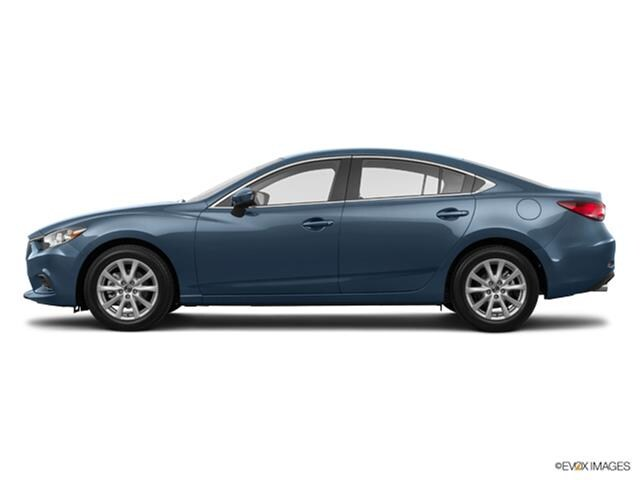 Photos and Videos 2016 Mazda MAZDA6 Sedan Colors  Kelley Blue Book