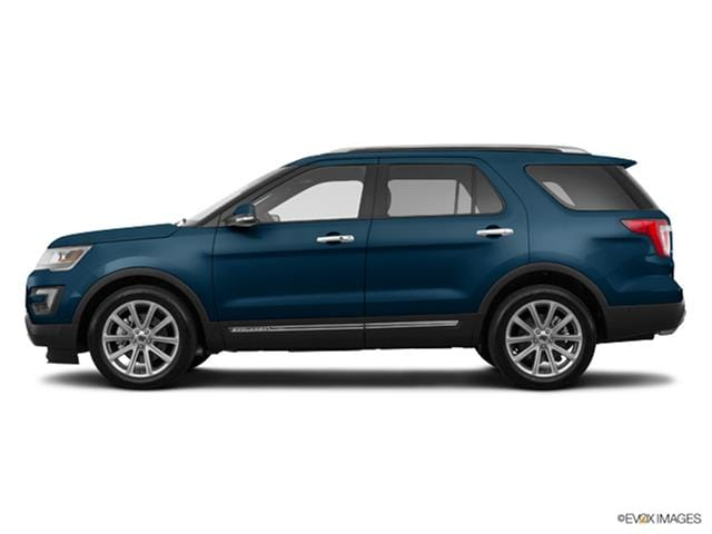 Photos and Videos: 2020 Ford Explorer SUV Colors - Kelley Blue Book