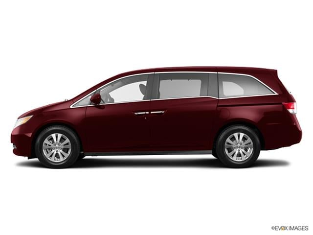 Photos And Videos 2016 Honda Odyssey Van Minivan Colors