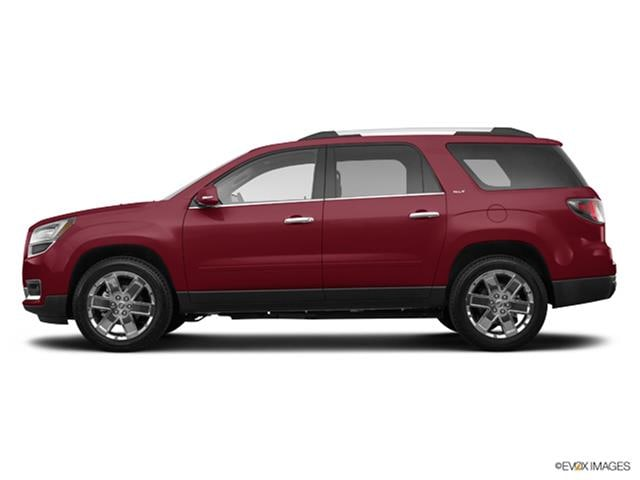 Photos and Videos: 2017 GMC Acadia Limited SUV Colors ...