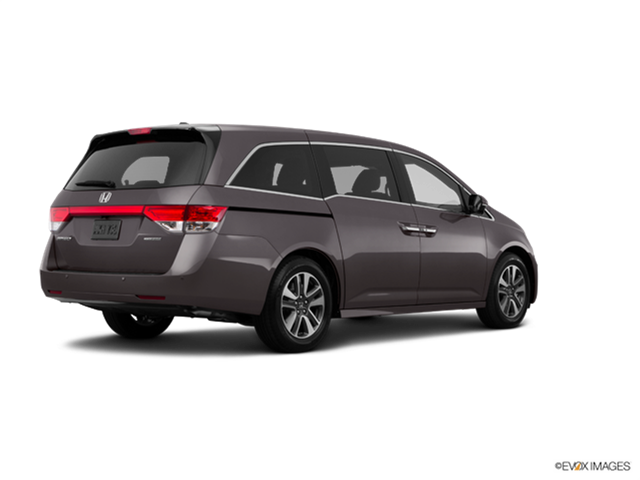 2017 Honda Odyssey Touring New Car Prices Kelley Blue Book