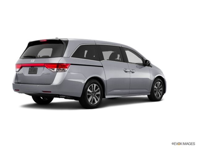 New Car 2017 Honda Odyssey Touring