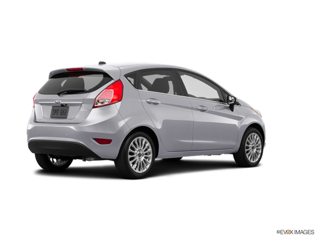 New Car 2017 Ford Fiesta Titanium