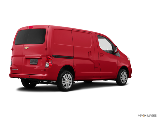 New Car 2017 Chevrolet City Express LS