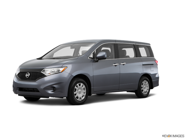 New Car 2017 Nissan Quest S