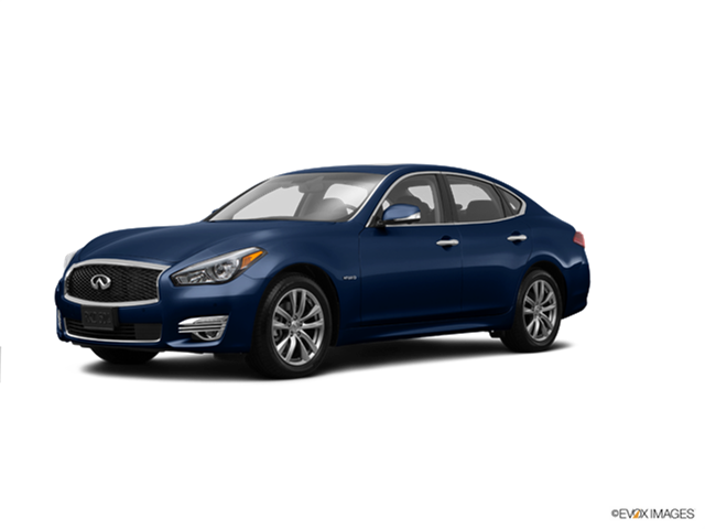 Top Consumer Rated Hybrids of 2017 - 2017 Infiniti Q70